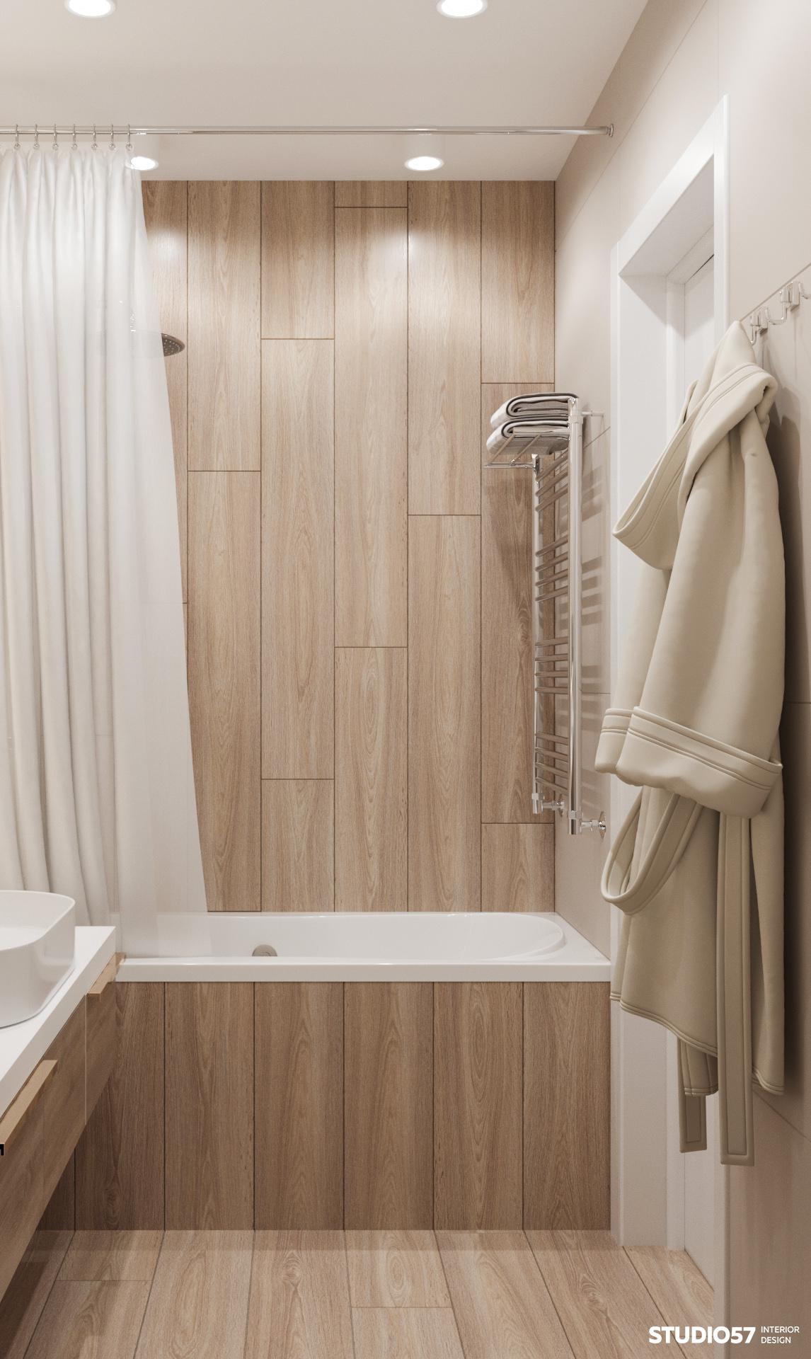 Ванная комната. Вид 2.