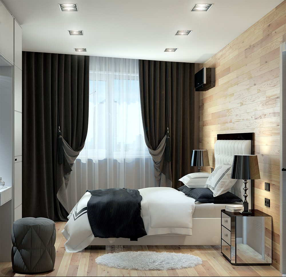 Спальня для семьи