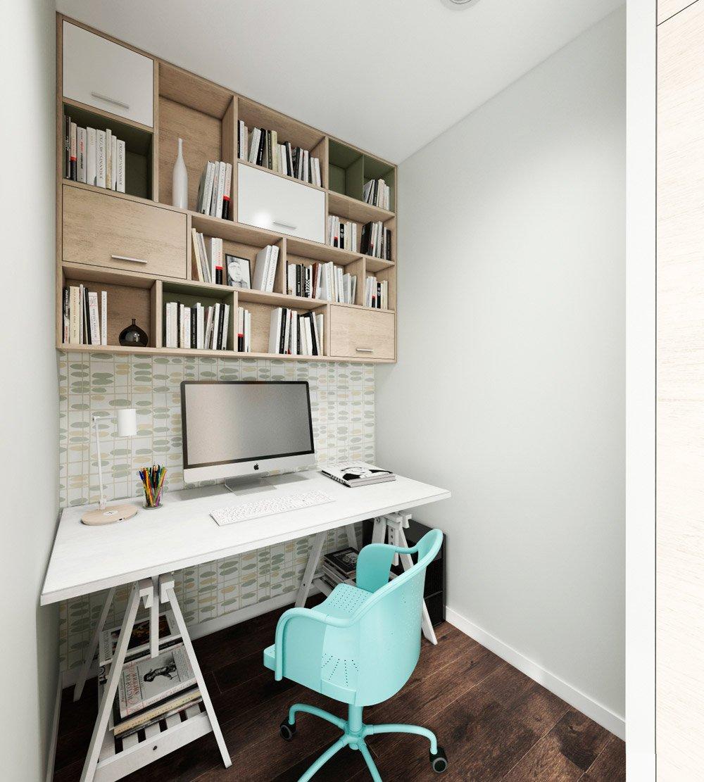Дизайн рабочего места для подростка
