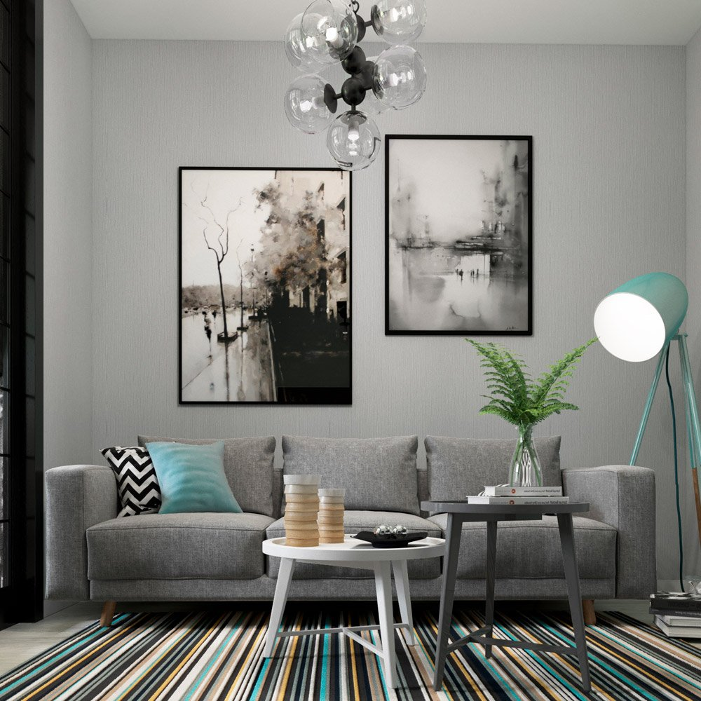 Фото современного дизайна гостиной комнаты