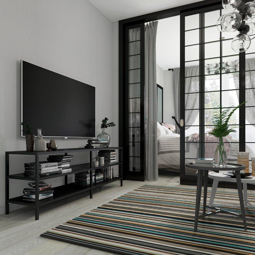 Необычная планировка квартиры 41 м кв