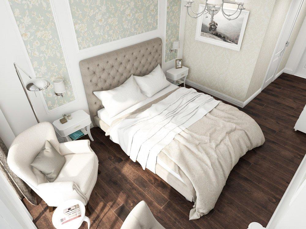 Спальня для мужа и жены