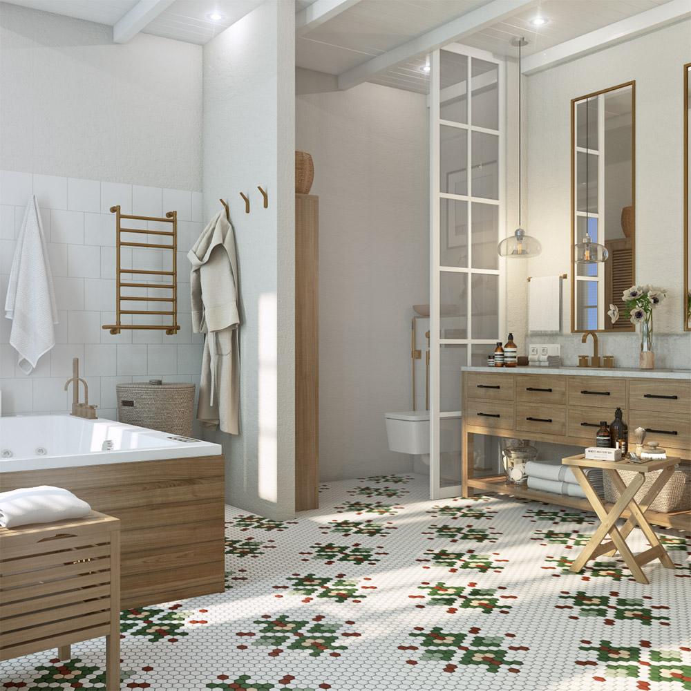 Расположение туалета в совмещённом санузле