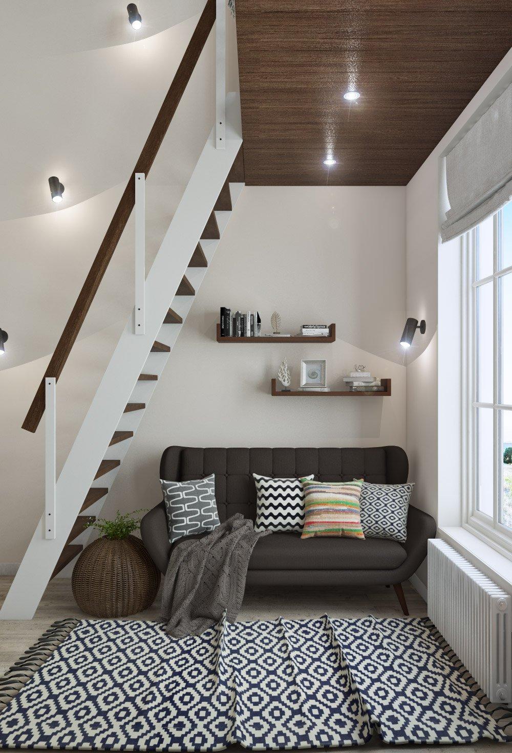 Дизайн кабинета в частном доме для мужчины