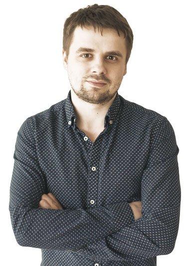Дмитрий Кузьменко соучередитель