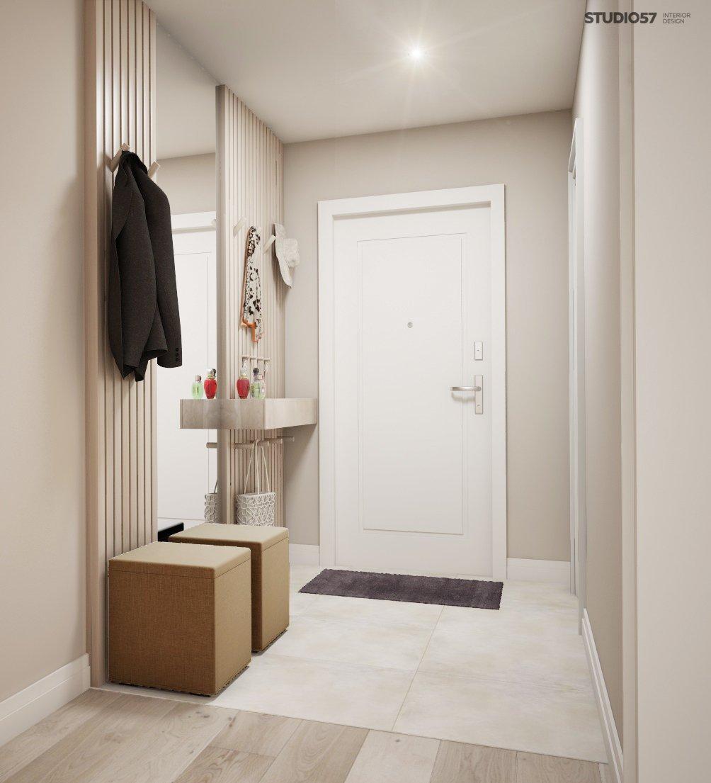 Modern hallway image