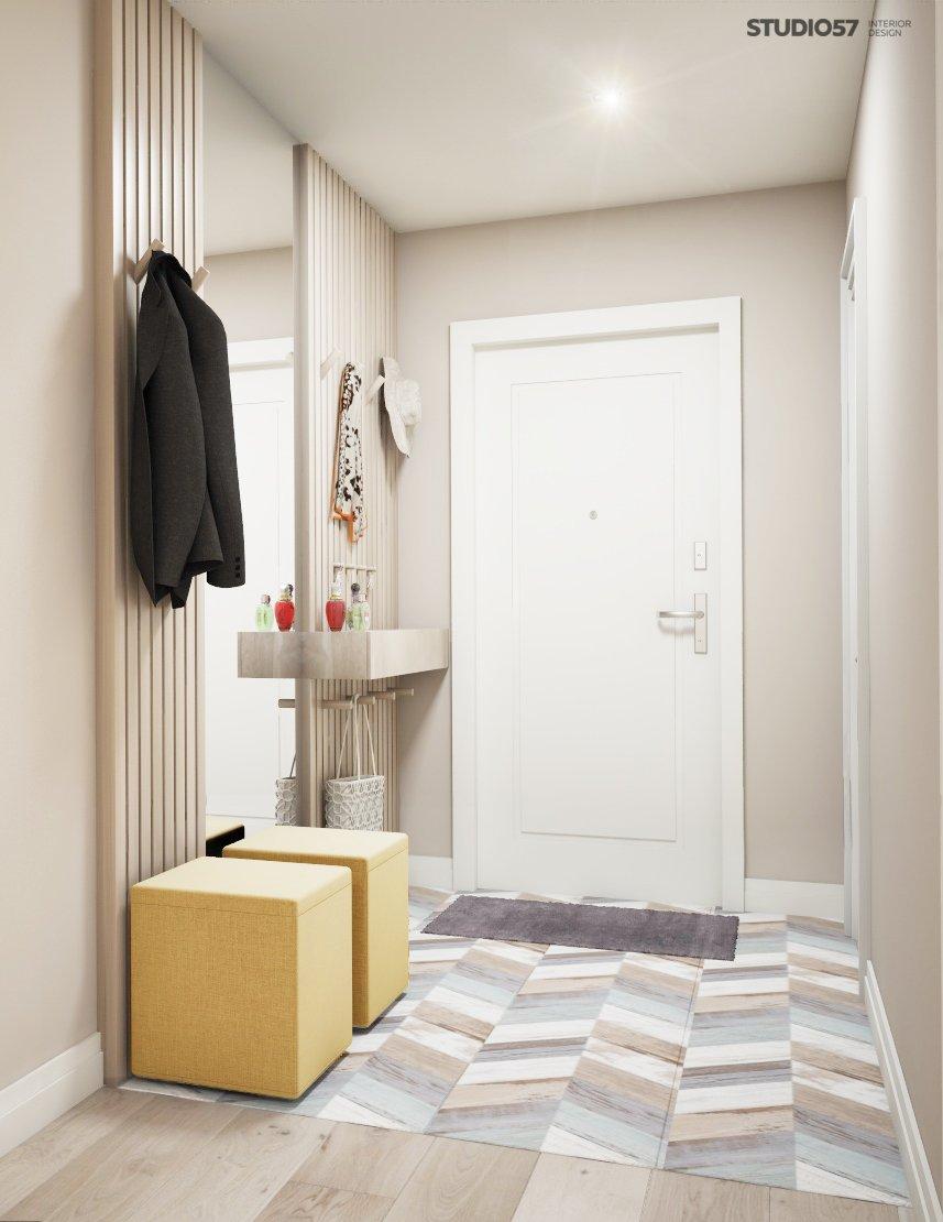 Hallway design picture