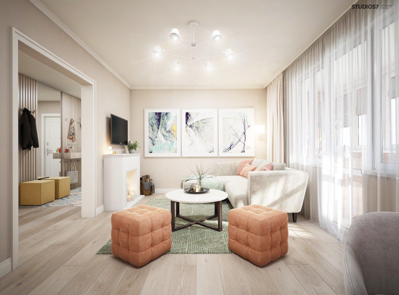 Living room design image
