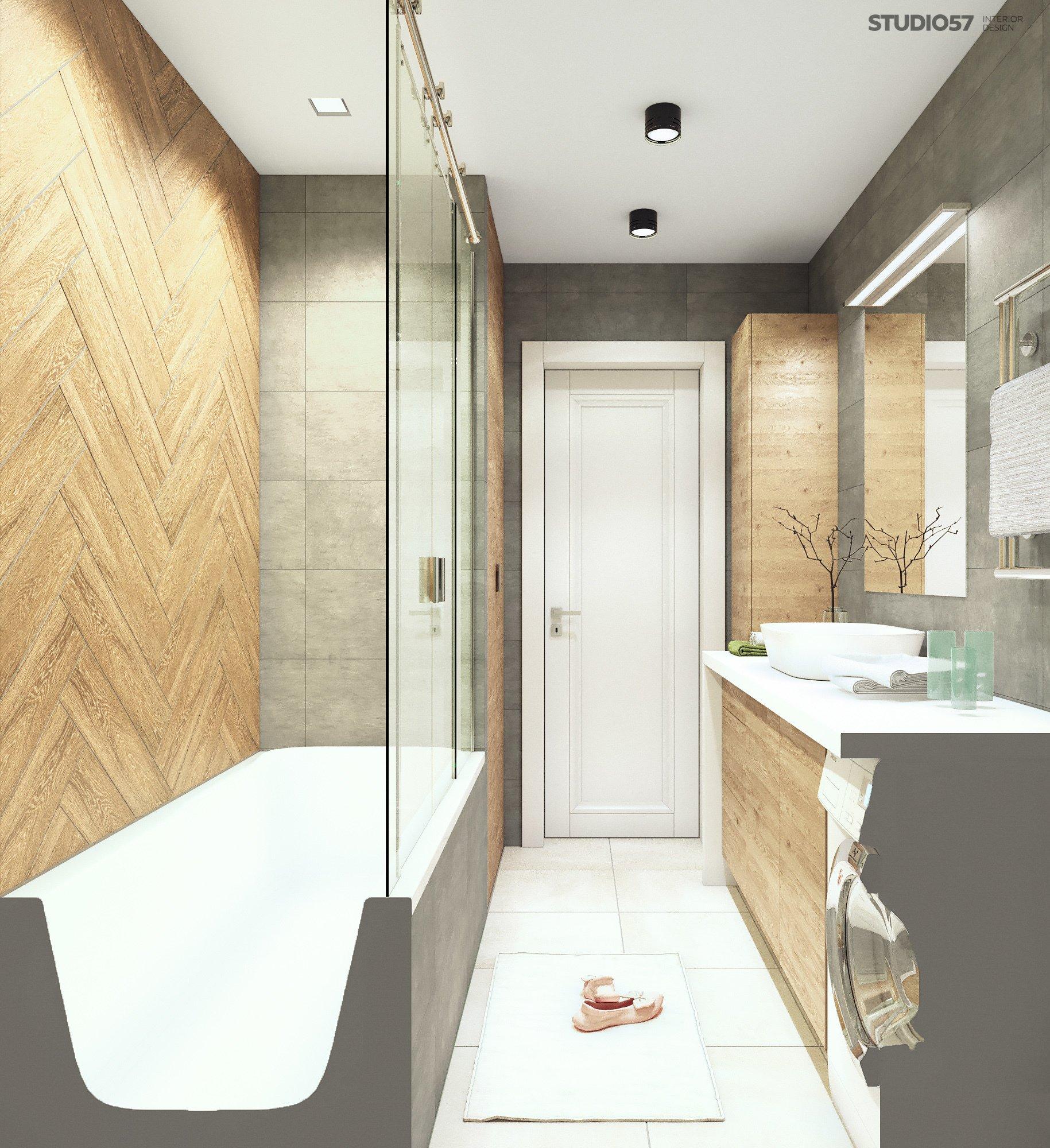 Интерьер современной ванной фото
