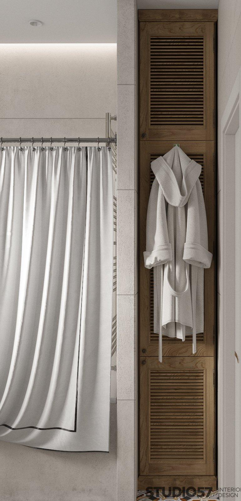 Bathroom Interior in Contemporary Style Picture