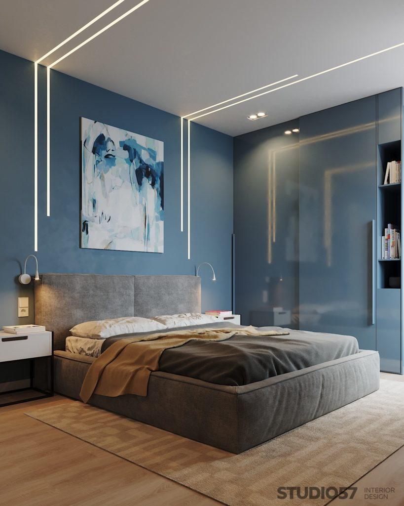 Необычные светильники для спальни фото