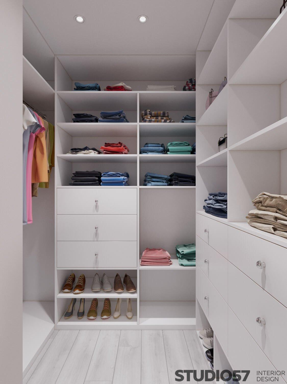 Фото гардеробной в квартире