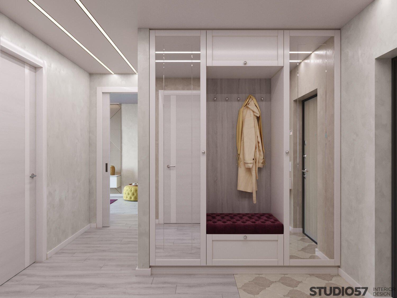 Фото подсветки потолка в коридоре