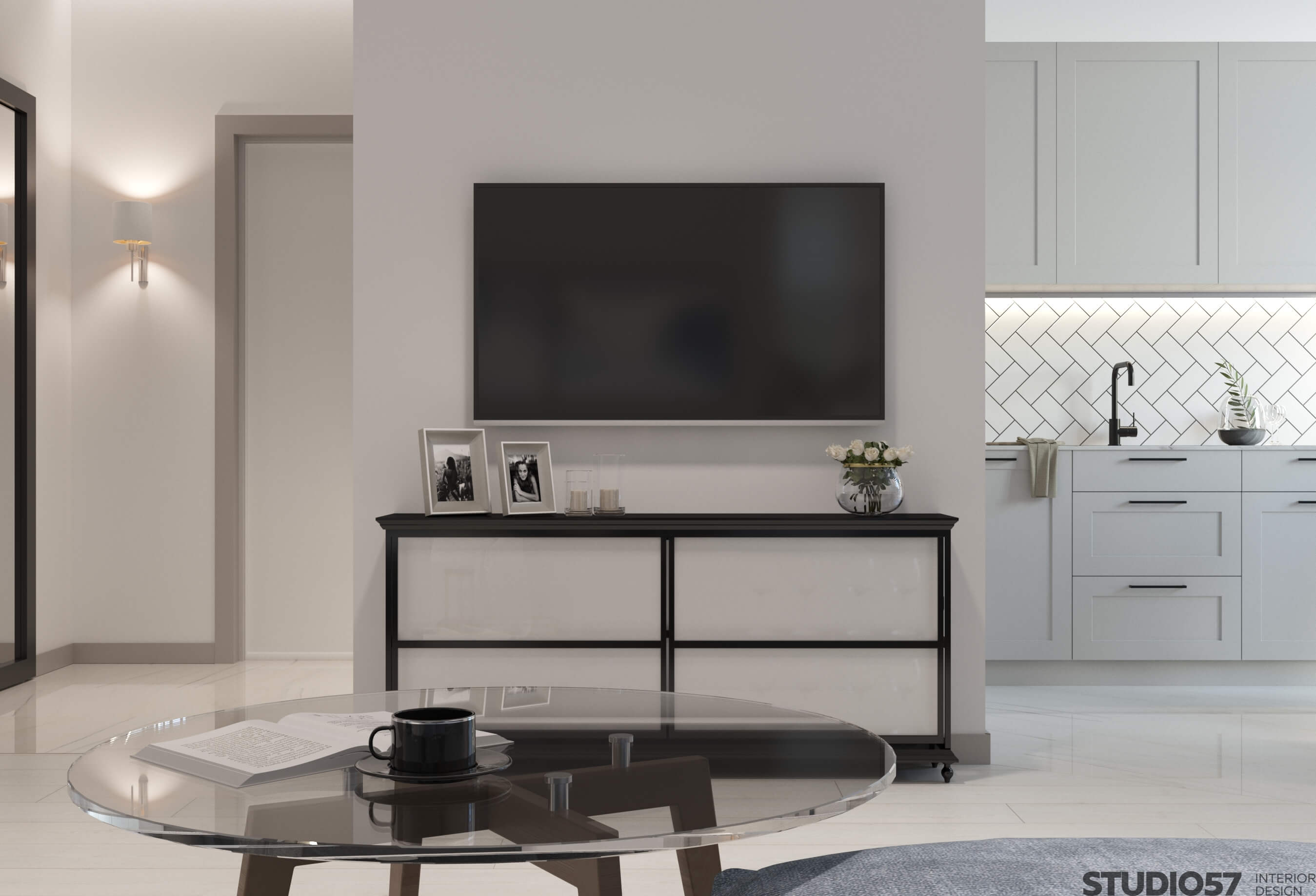 How to place the TV in the living room