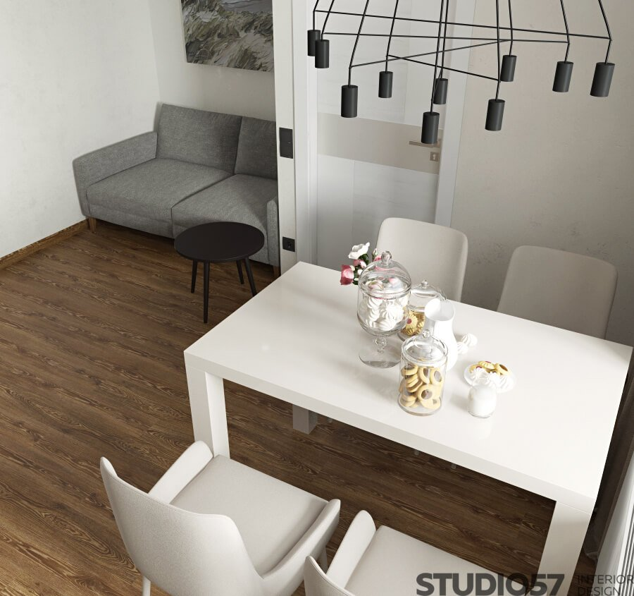 How to design a very small apartment