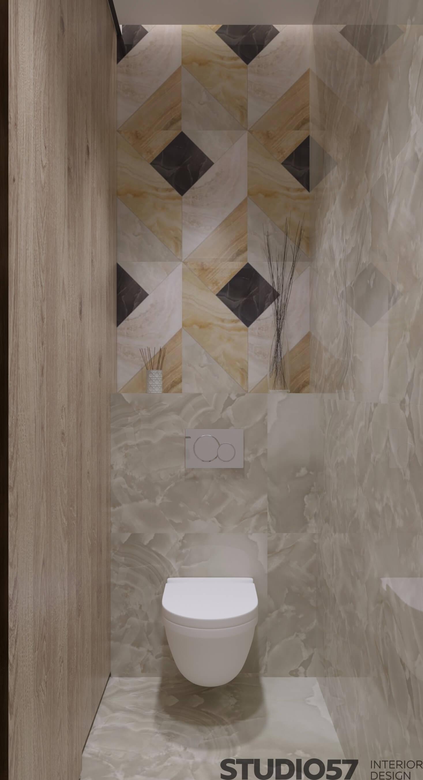 Современный дизайн туалета фото