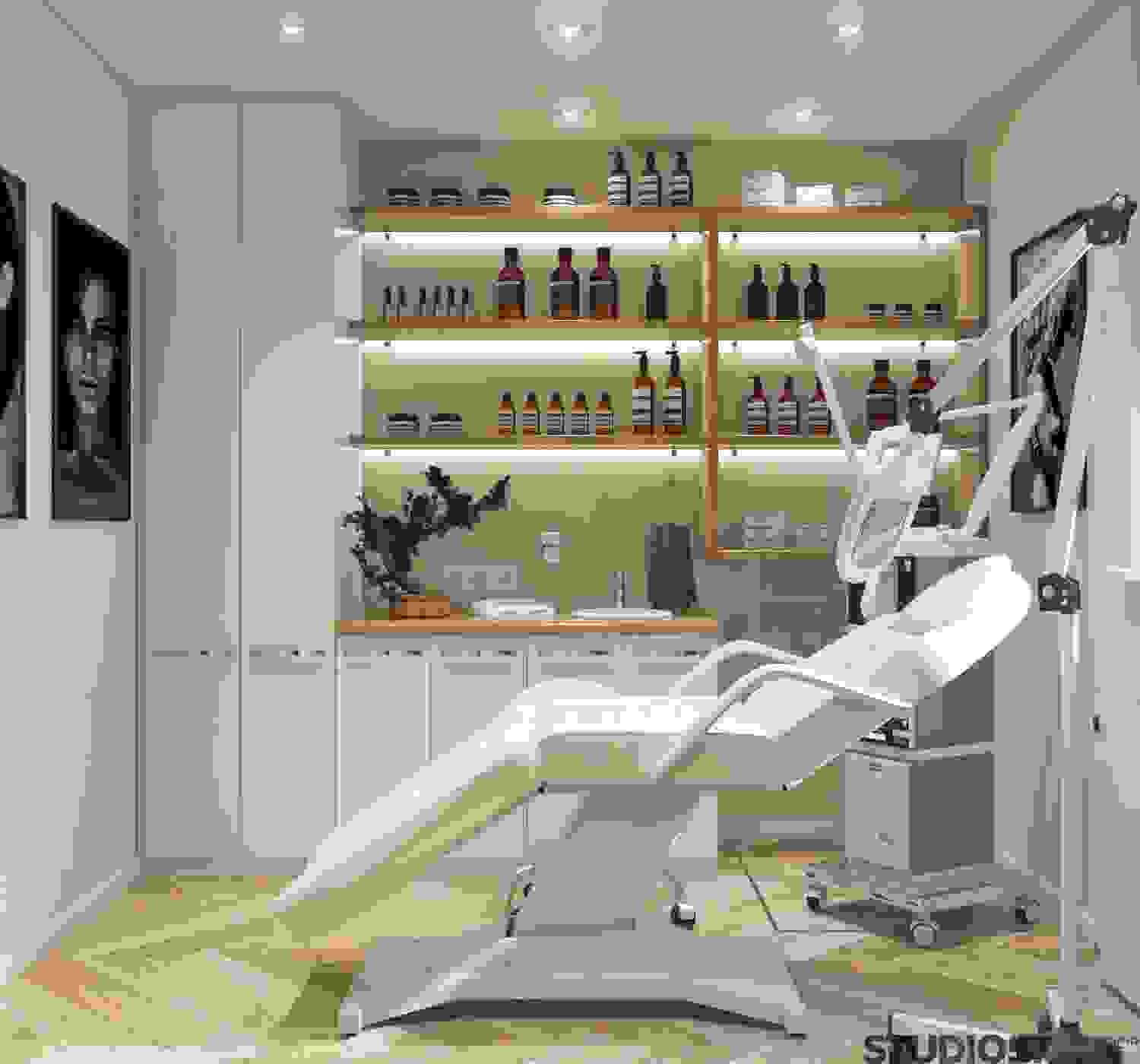 Registration of beauty salon