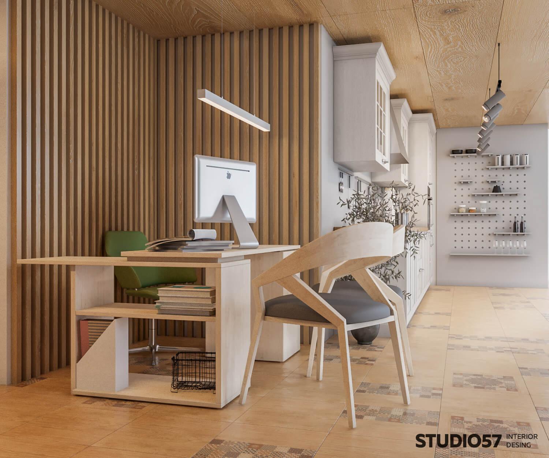 Дизайн магазина кухонь и техники