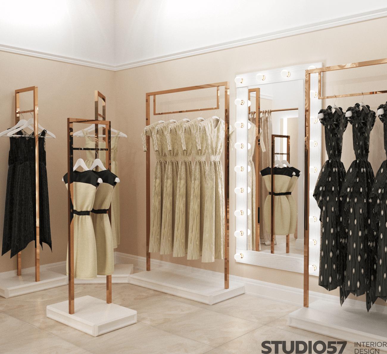 Фото магазина женской одежды