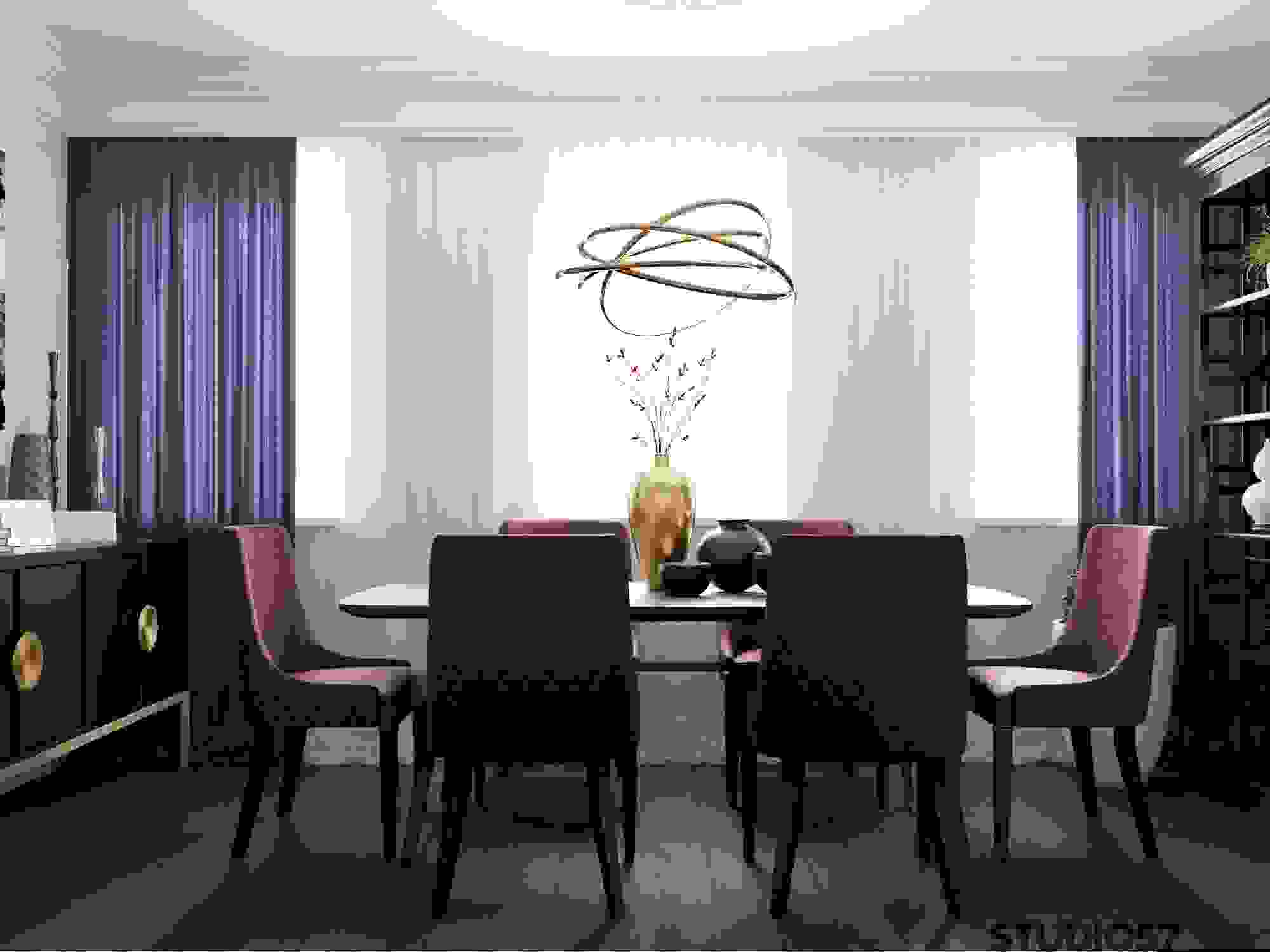Dining Area Art Deco Image