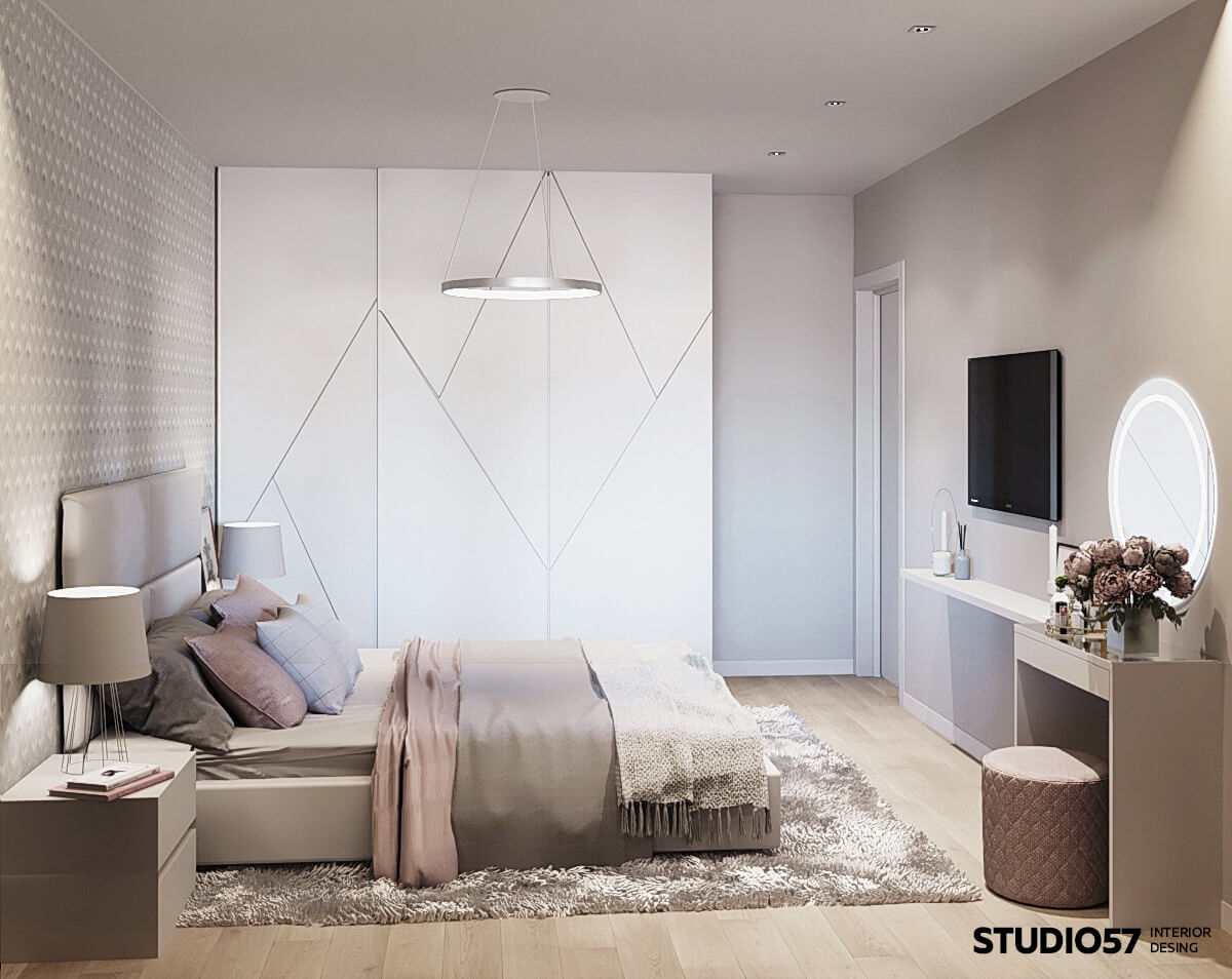 спальня оформление интерьера
