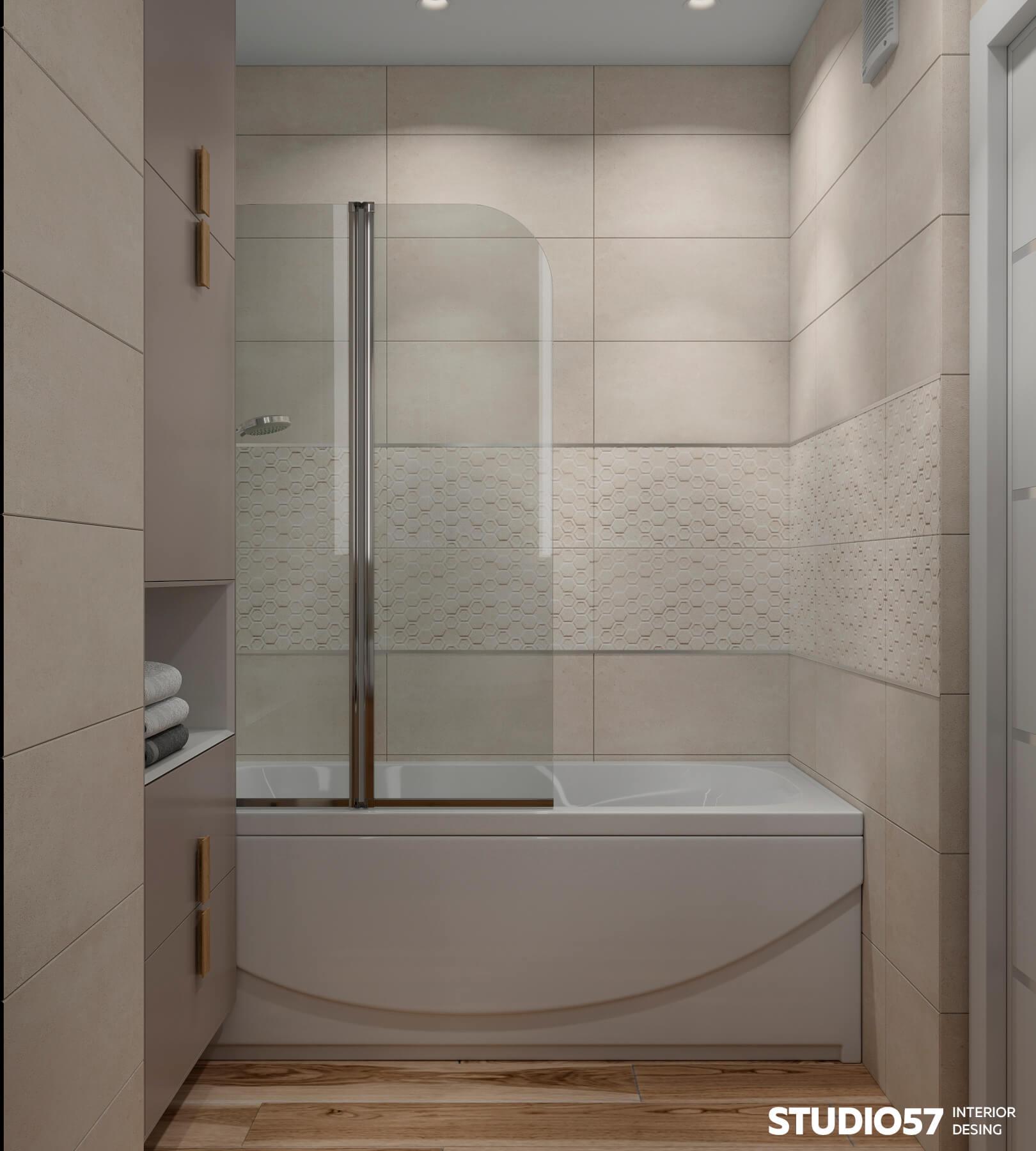 оформление ванной в квартире фото