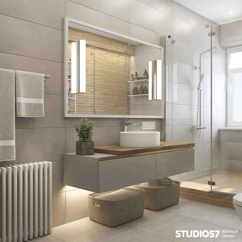 Ванна интерьер ванной дизайн ванной комнаты