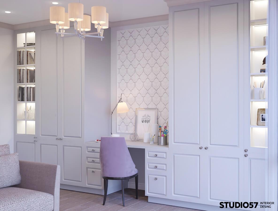 дизайн оформление комната