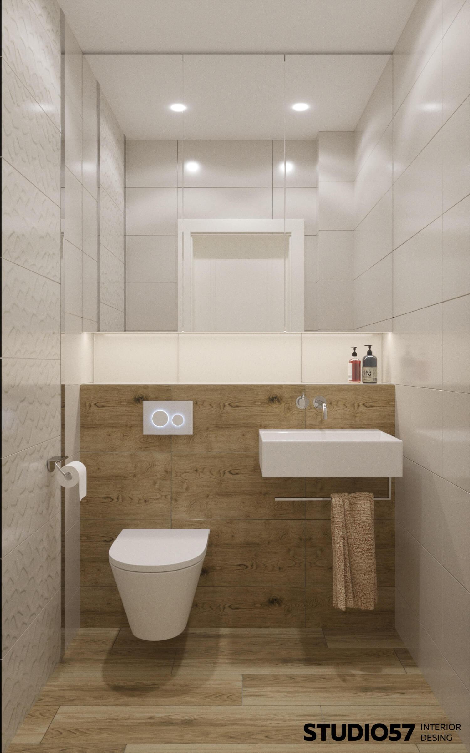 примеры оформления туалета