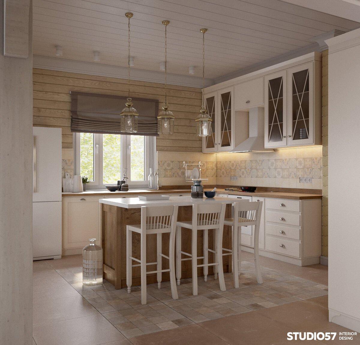 Дизайн кухню