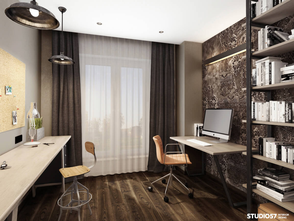 дизайн комнаты 9
