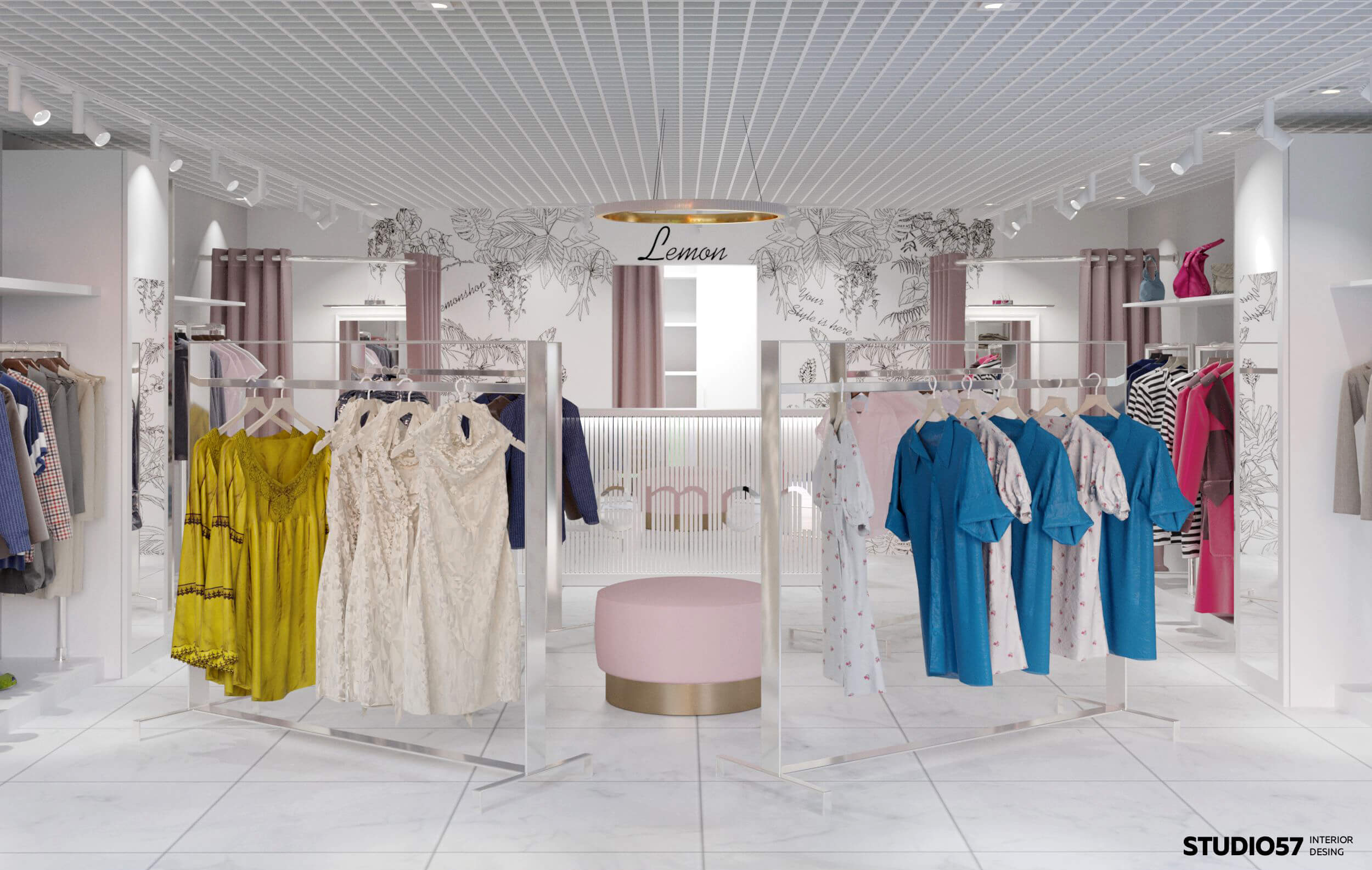 бутик женской одежды