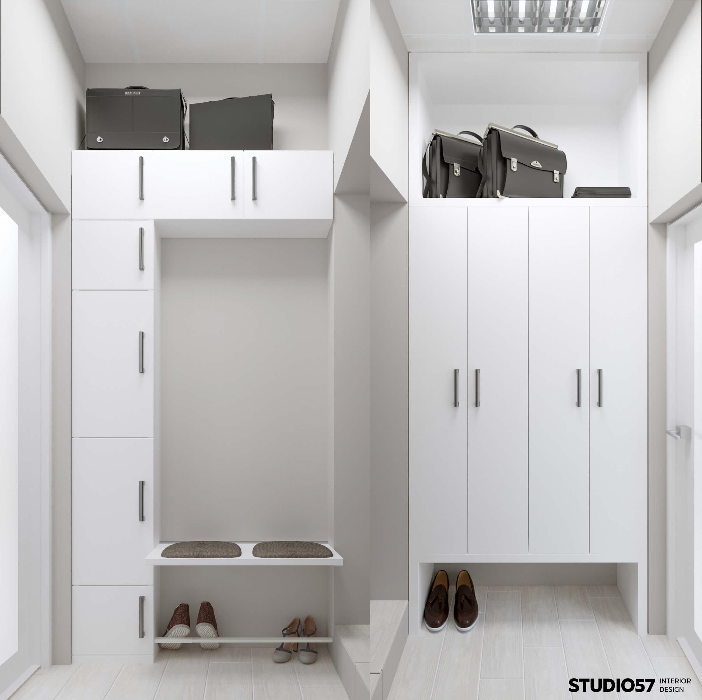 Комната для персонала в клинике