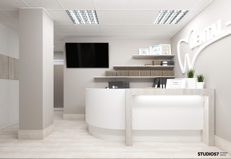 Дизайн-проект стоматологии