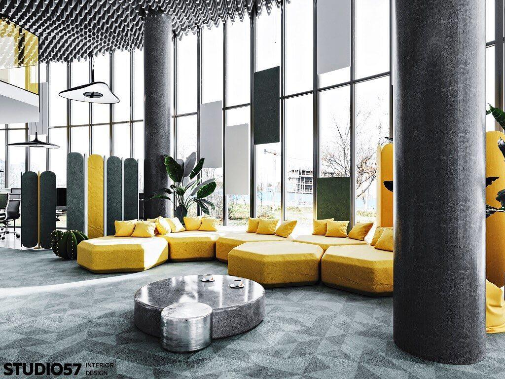 Дизайн зоны отдыха..Вид 2.