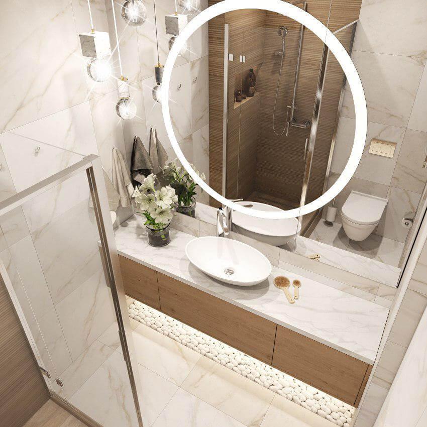 Ванная комната. Вид 3