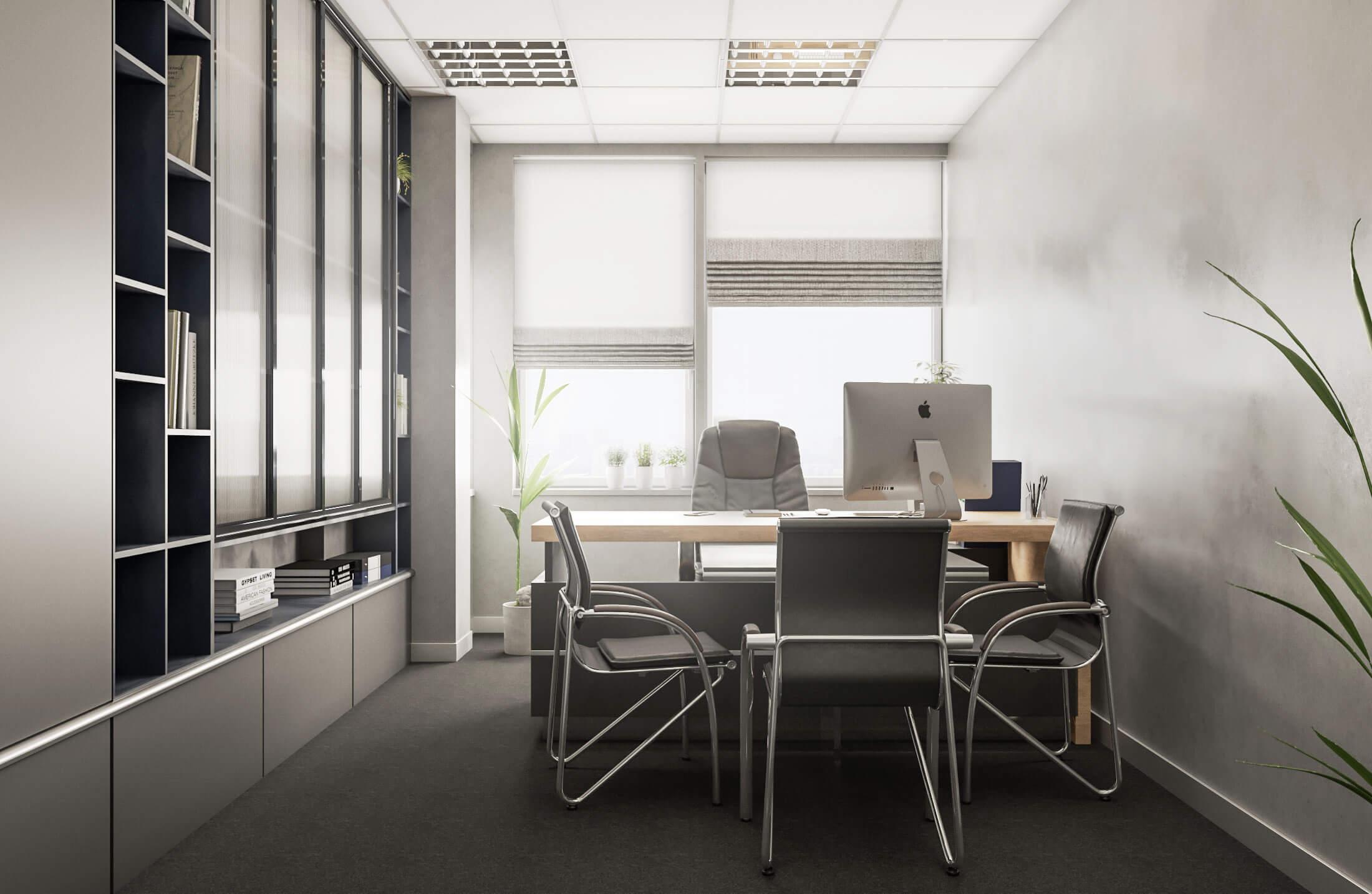 Дизайн личного кабинета. Вид 1