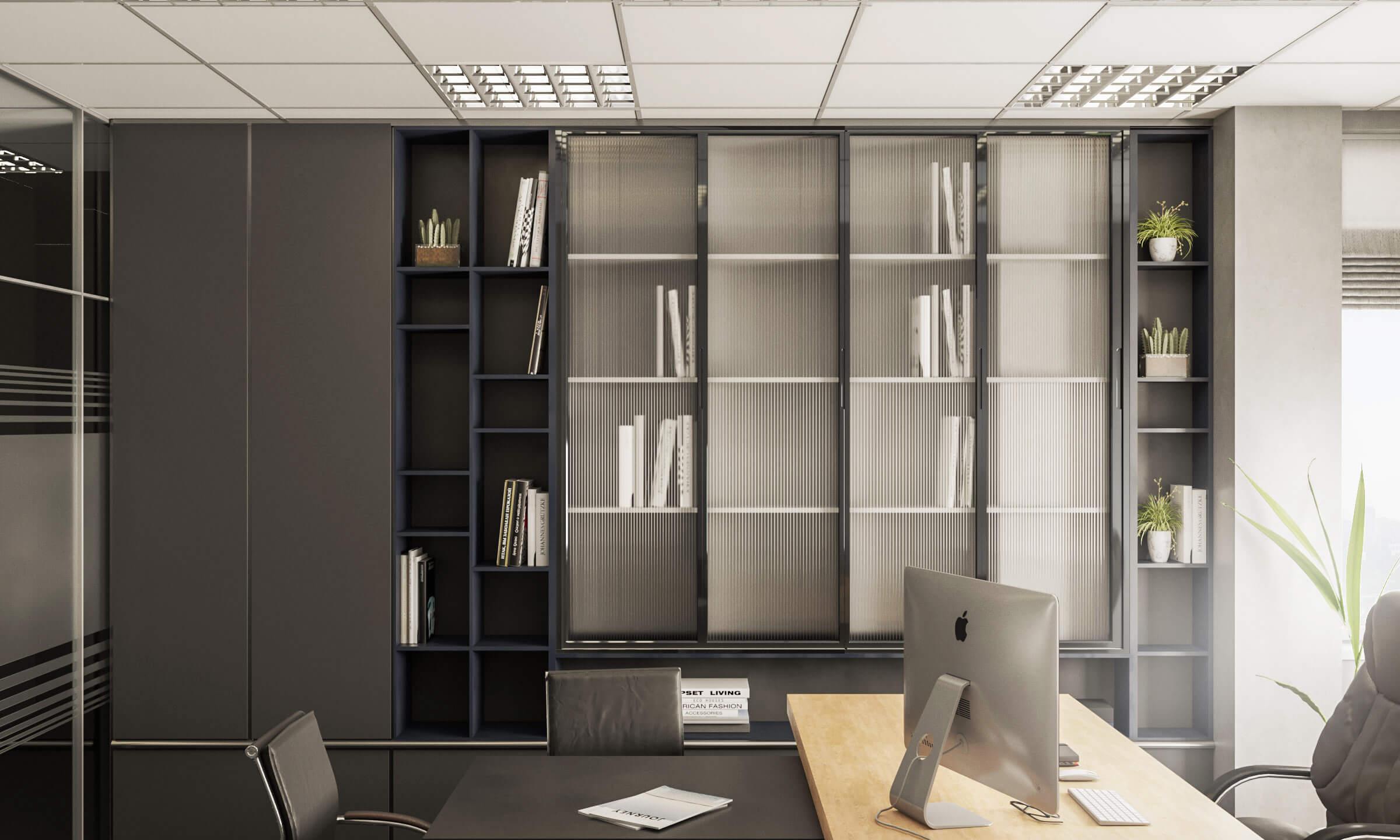 Дизайн личного кабинета. Вид 2