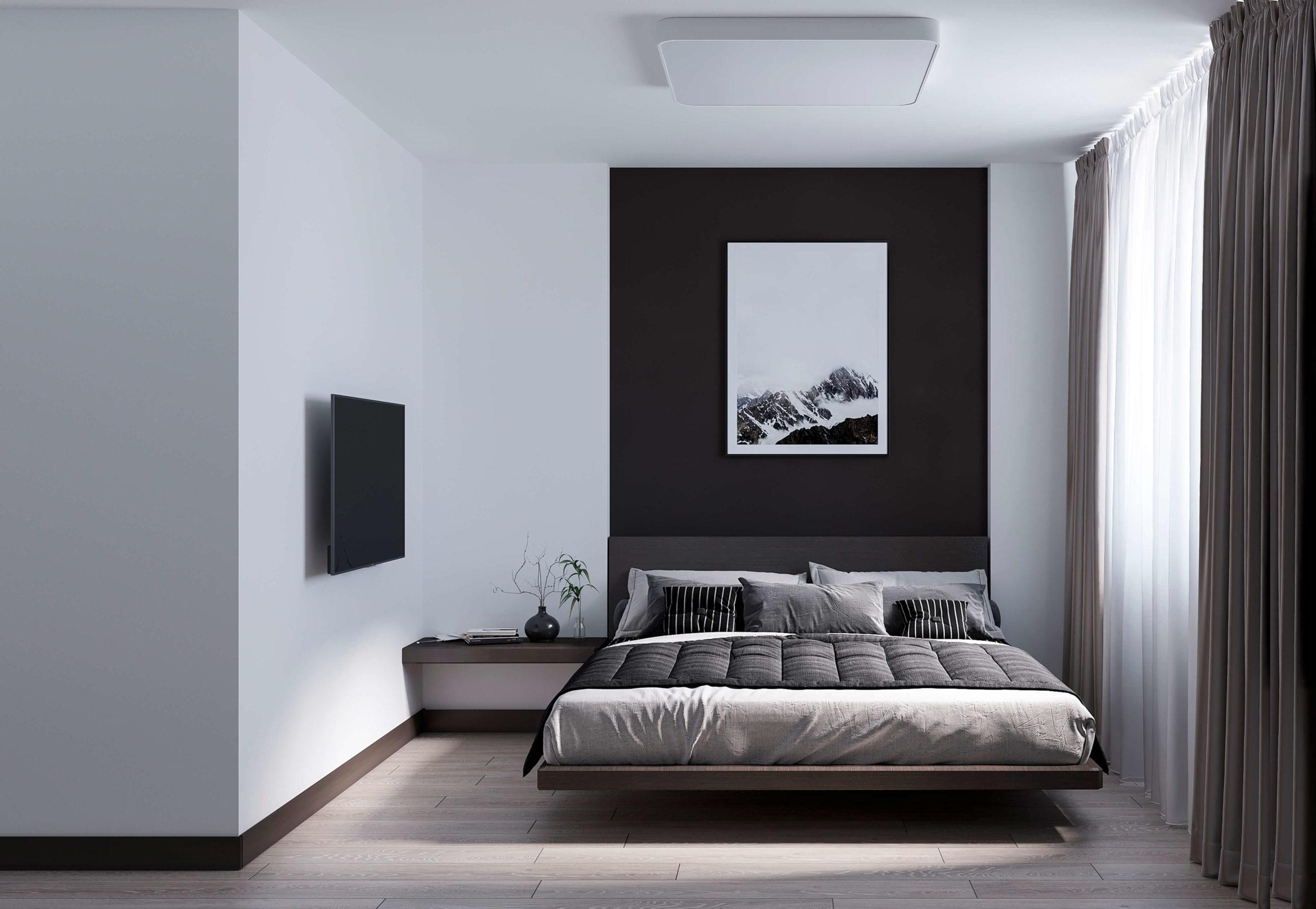 Мужская спальня. Вид 2