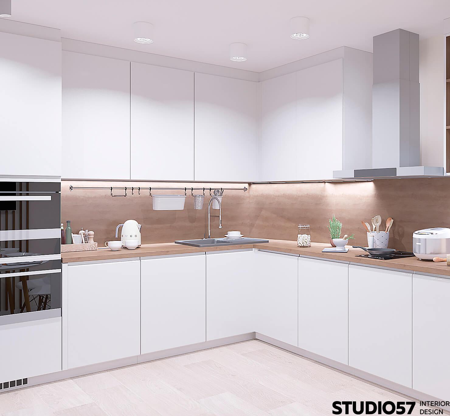 Кухня. Рабочая зона