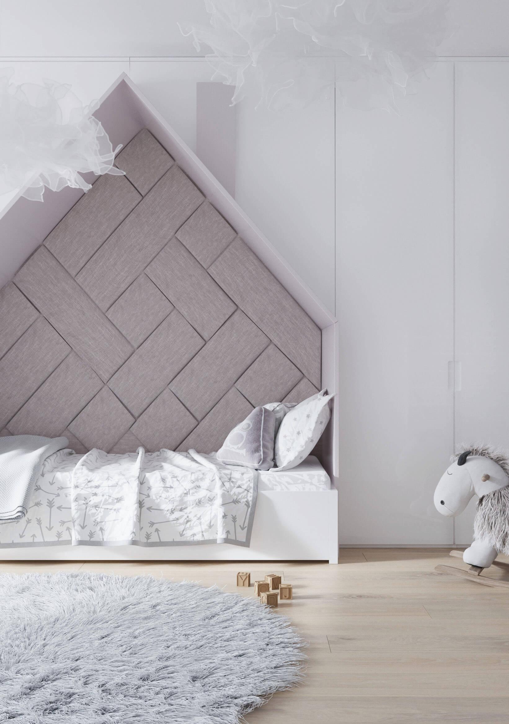 Детская кровать. Вид 1