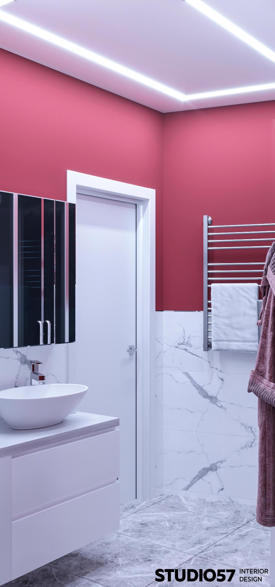 Ванная комната. Вид 2