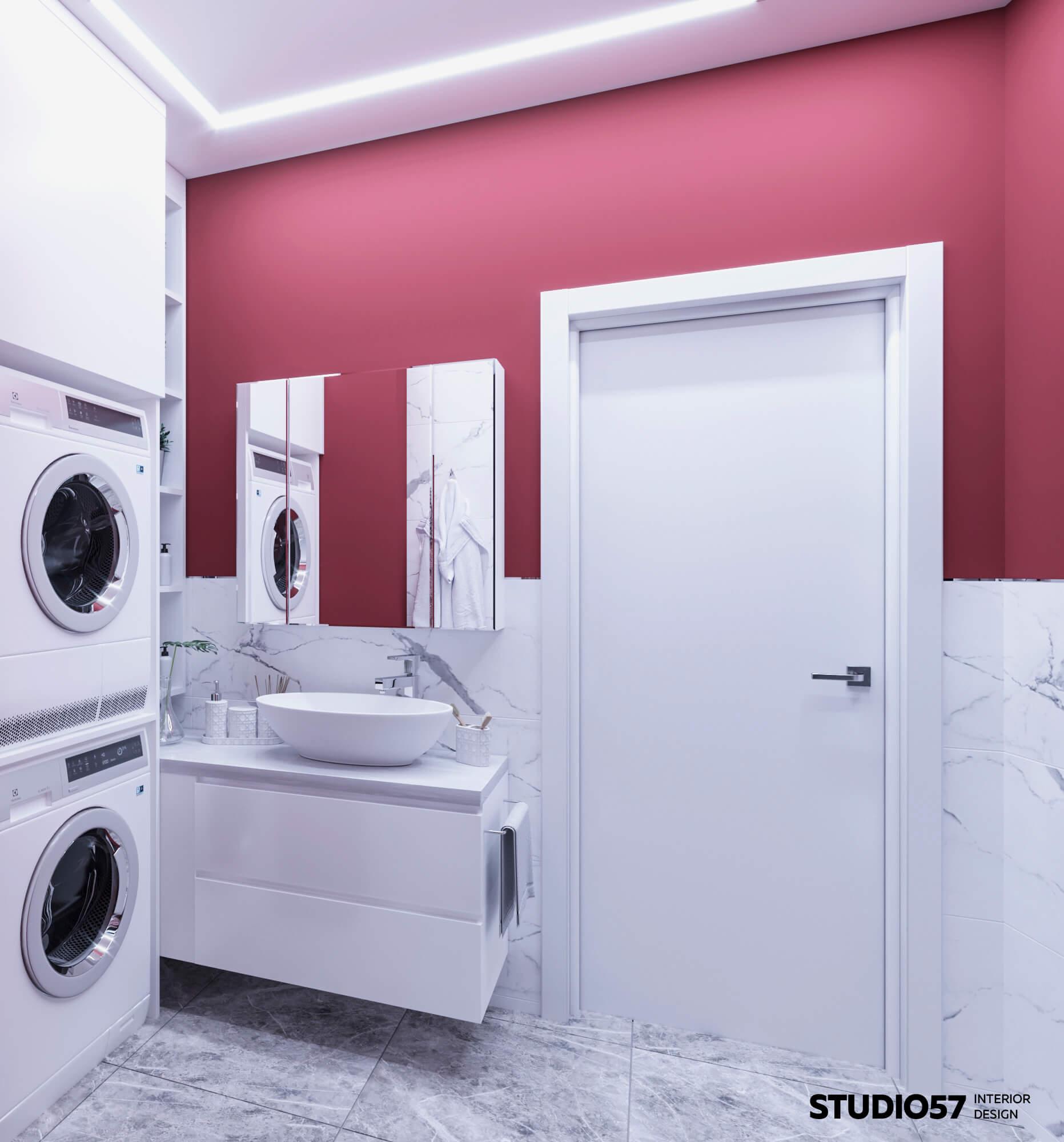 Ванная комната. Вид 5